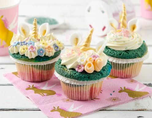 Einhorn Cupcakes Rezept Ichkoche At