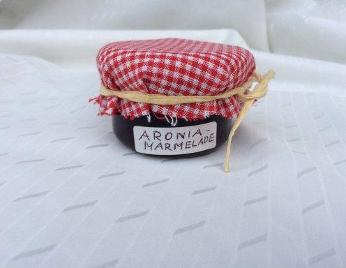 aronia marmelade