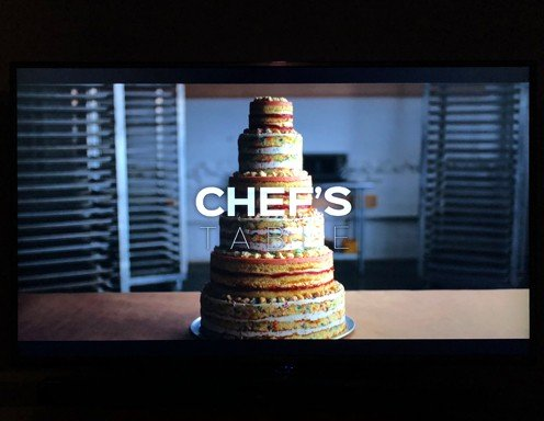 Chef's Table - Intro