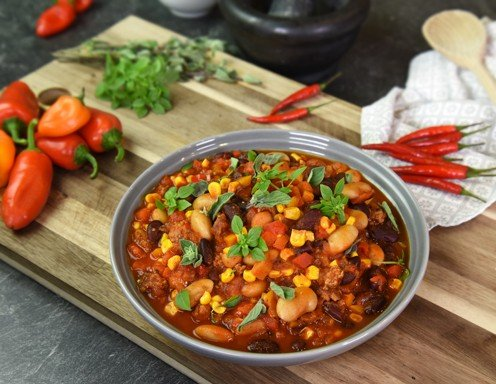 Einfaches Chili Con Carne Rezept Ichkocheat