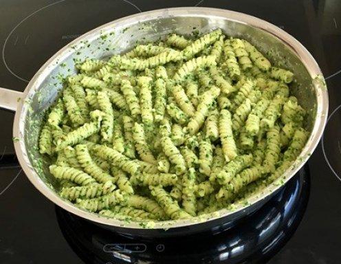 Nudeln Mit Petersilien Pesto Rezept Ichkocheat