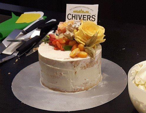 Naked Cake Von Der Schnabulerie
