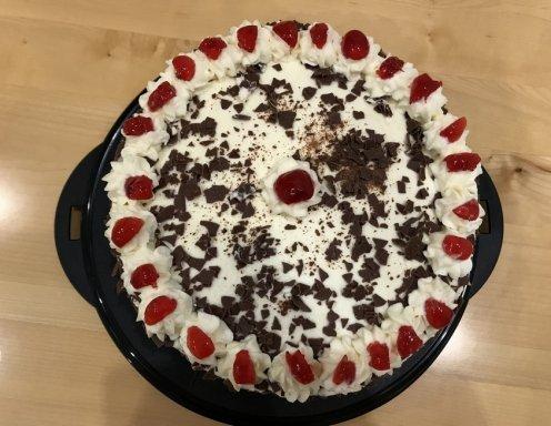 Schwarzwalder Kirsch Torte Rezept Ichkoche At