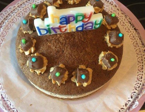 Snickers Torte Rezept Ichkoche At