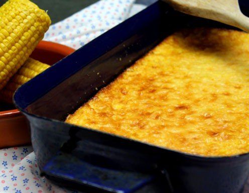 Corn Pudding Rezept