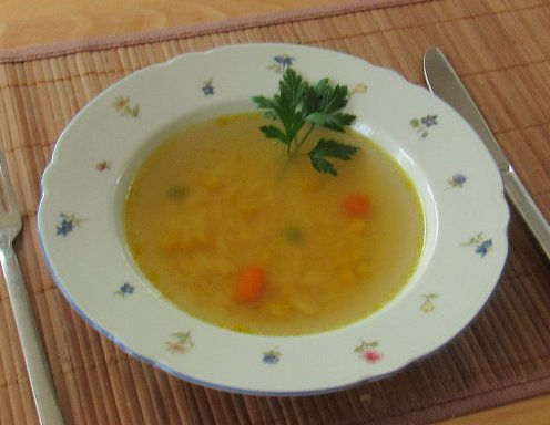 Knochensuppe