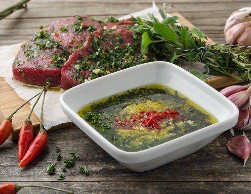 Krauter Steak Marinade Rezept Ichkoche At