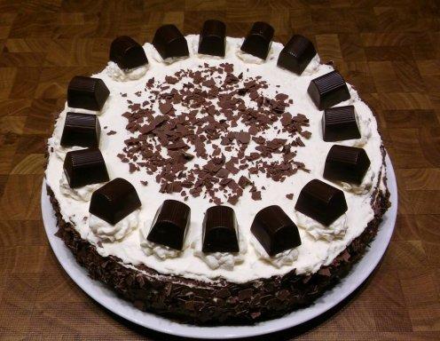 Mon Cheri Mandel Torte Rezept Ichkoche At