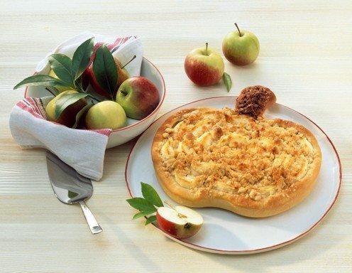 Hefeteig kuchen apfel