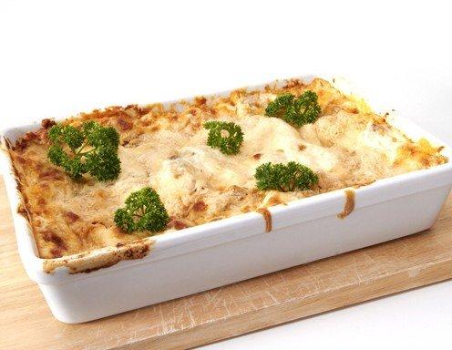 lasagne gem se und fleisch rezept. Black Bedroom Furniture Sets. Home Design Ideas