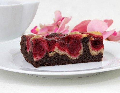 Marmorkuchen Mit Kirschen Rezept Ichkoche At