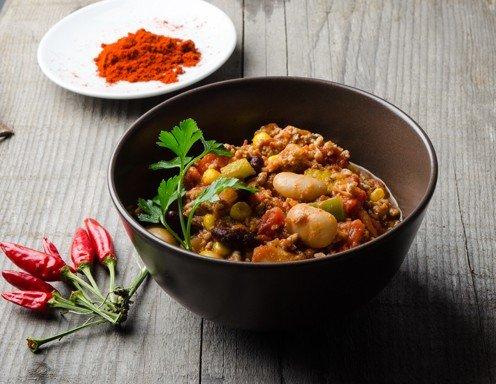 Chili Con Carne Mit Faschiertem Rezept Ichkocheat