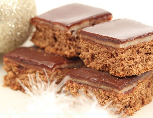 schokolade honigkuchen mit marzipan rezept. Black Bedroom Furniture Sets. Home Design Ideas
