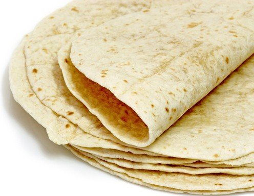 Tortilla - Grundrezept