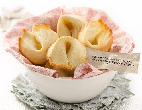 Glückskekse Selber Machen chinesische glückskekse rezept ichkoche at