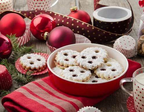 Die besten weihnachtskekse rezepte for Besondere weihnachtskugeln