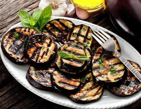 Melanzani arrosto | grillzeit