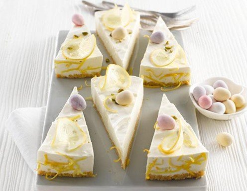 Philadelphia Zitronen Spritz Torte Rezept Ichkoche At