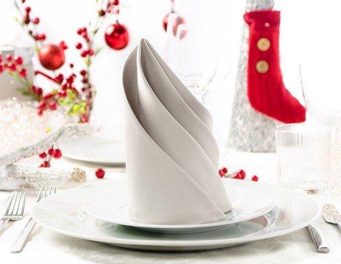 weihnachtsservietten falten – usblife, Wohnideen design