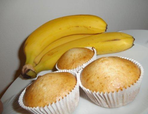 bananen muffins rezept. Black Bedroom Furniture Sets. Home Design Ideas