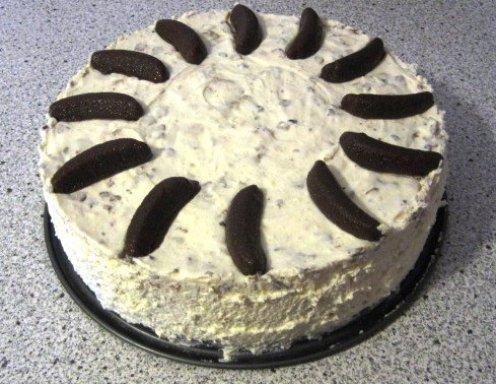 Bananen Stracciatella Torte Rezept Ichkoche At