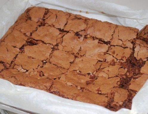 Brownies mit Chili