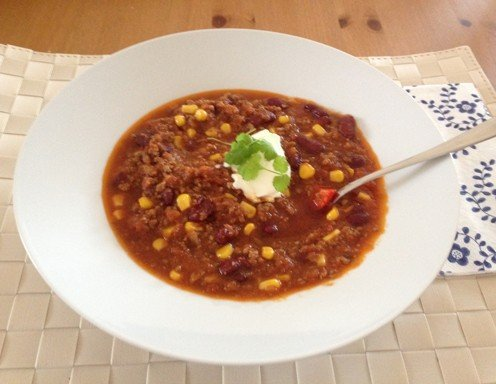 Chili con Carne einmal anders
