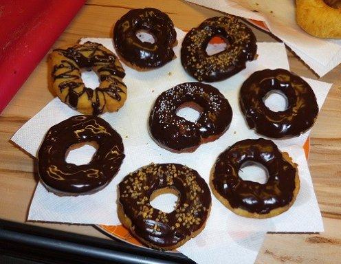 donuts ohne donutmaker rezept. Black Bedroom Furniture Sets. Home Design Ideas