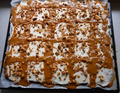 Haselnuss Karamellkuchen Rezept Ichkoche At