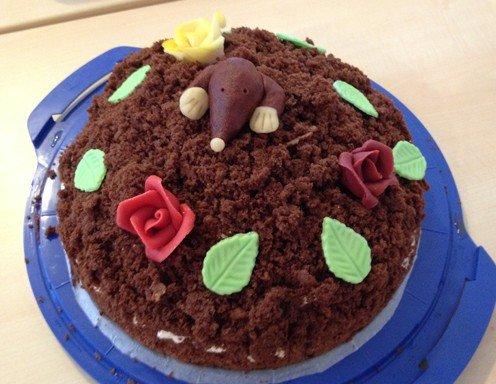 Maulwurfkuchen Rezept Ichkoche At