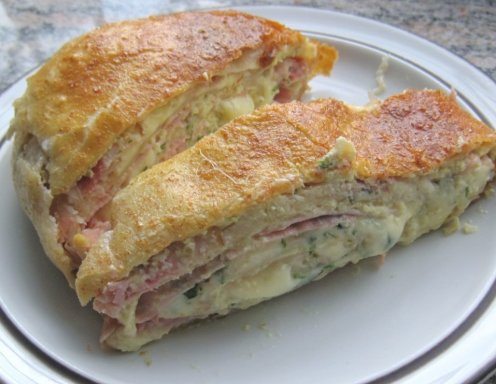Schinken Käse Strudel Rezept Ichkocheat