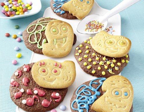Weihnachtskekse Kinder.Kekse Backen Mit Kindern Ichkoche At