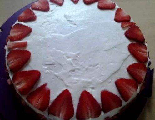 Erdbeer Mascarpone Torte Rezept Ichkoche At