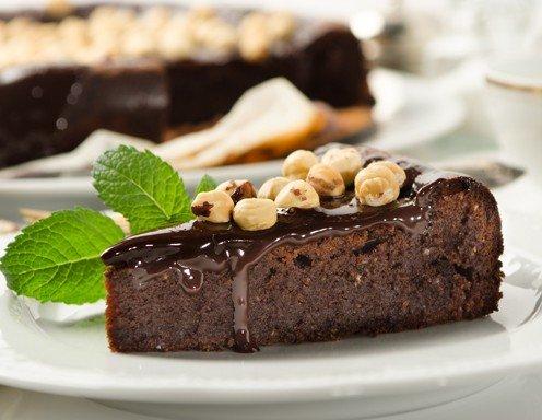 Nutella Schokoladen Kuchen Rezept Ichkoche At