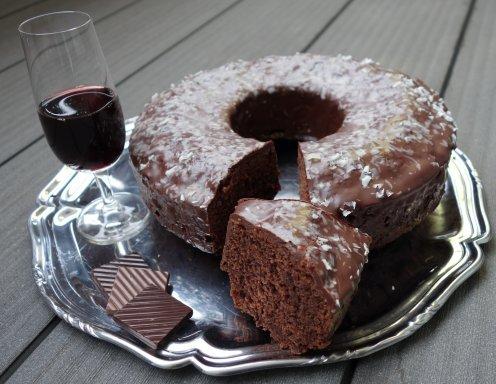 Rotweinkuchen Rezept Ichkoche At