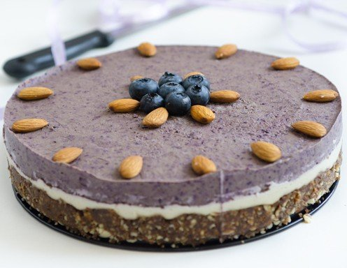 Vegane Torte Ohne Backen Rezept Ichkoche At