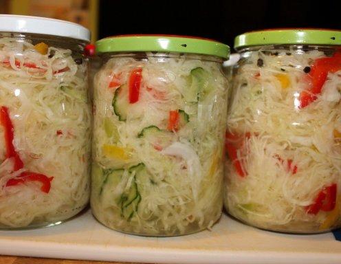 Krautsalat selber einmachen