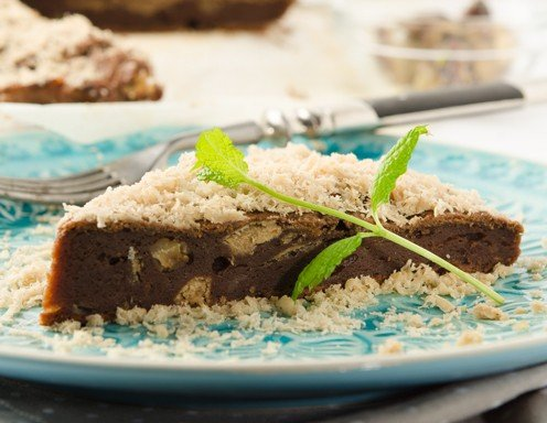 Maroni-Brownies Rezept