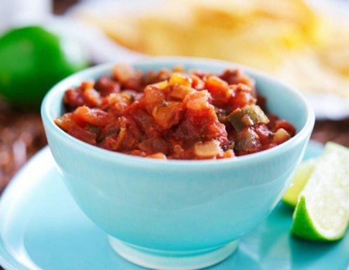 salsa sauce ohne zucker