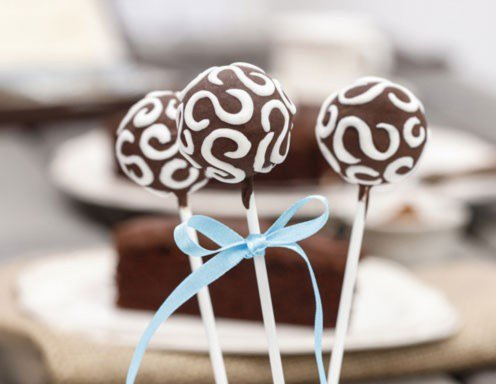 schoko cake pops rezept. Black Bedroom Furniture Sets. Home Design Ideas