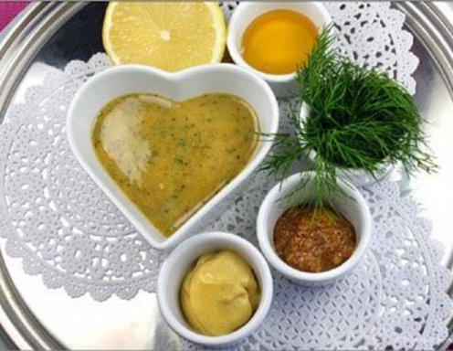 salatdressing senf dill