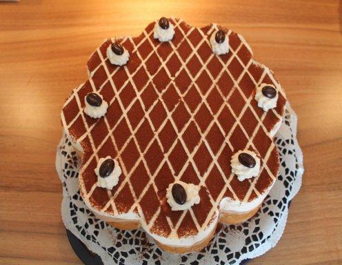 Kaffee Mascarpone Torte Rezept Ichkoche At