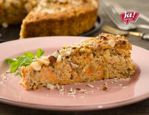 Karotten Apfel Kuchen Mit Paranussen Rezept Ichkoche At
