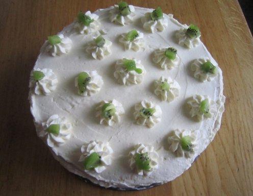 Kiwi Mascarpone Torte Rezept Ichkoche At