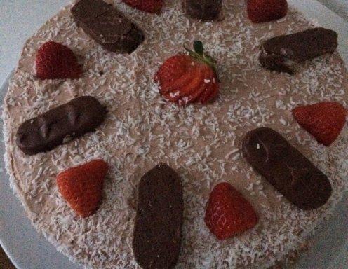 Bounty Torte Rezept Ichkoche At