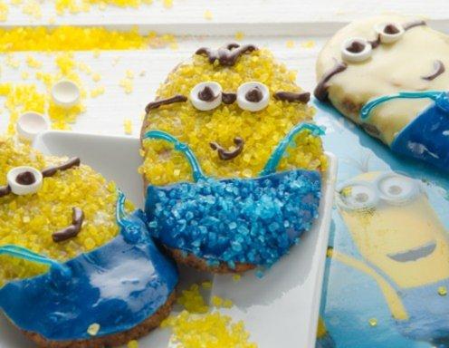 Minions kekse rezept