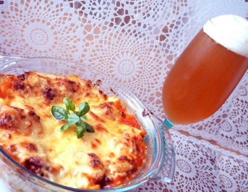 bechamelsauce rezept für lasagne
