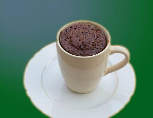 Schokoladen Tassenkuchen Rezept Ichkoche At