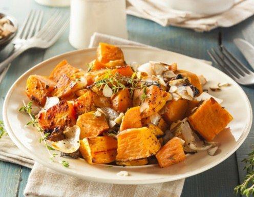 Süßkartoffel Wedges Rezept Ichkocheat