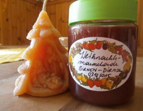 Weihnachts Marmelade Rezept Ichkoche At